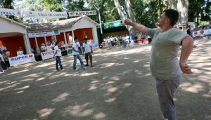 Carmaux et son Parc de Candou vont résonner, quatre jours durant, aux sons des frappes et autres carreaux.