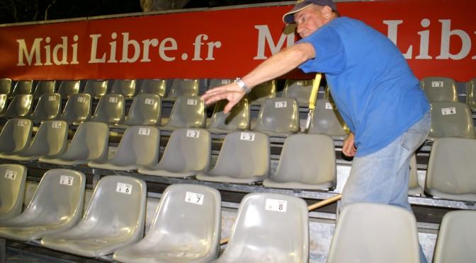 Mondial de Millau : Paul Galtier, un bénévole «au chômage technique»