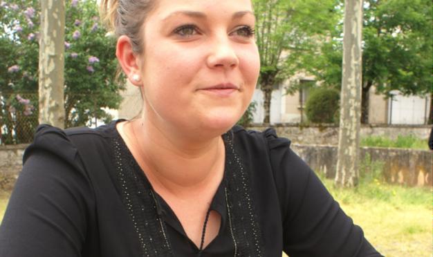 <b>Doriane Carel</b>, récente championne de Ligue en doublettes féminines à Muret - Doriane-626x372