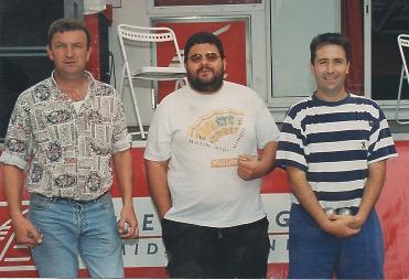 Souvenirs, souvenirs… 1997, la dernière saison disputée sous les couleurs de l'Oasis Pétan Club d'Aubin