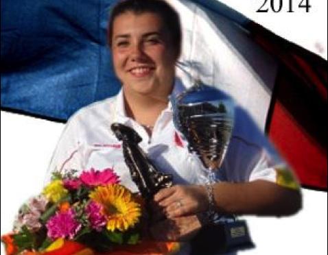 Championnat d'Europe Féminin Espoirs : Aurélie Bories retenue en équipe de France