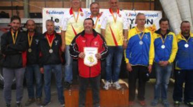 Championnat de l'Aveyron en triplettes : dès samedi, des poules qui promettent