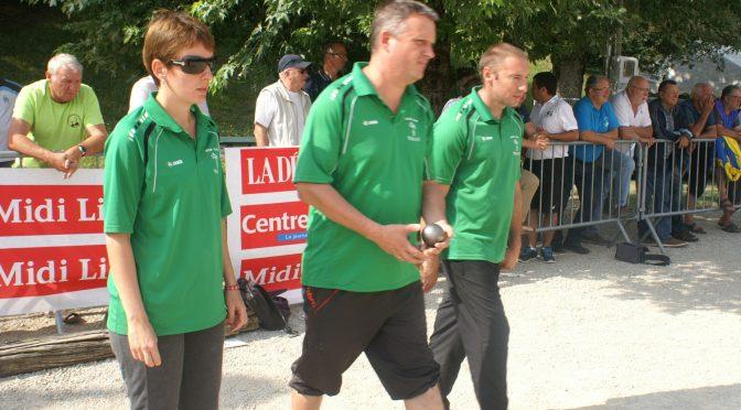 Championnat en triplettes mixtes à Villeneuve : 91 équipes sur la grille de départ