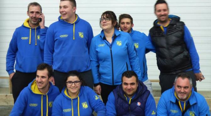 Coupe de Frances des Clubs : l'EPSA ira dans le Haut-Rhin, près de Mulhouse (16 et 17 février)