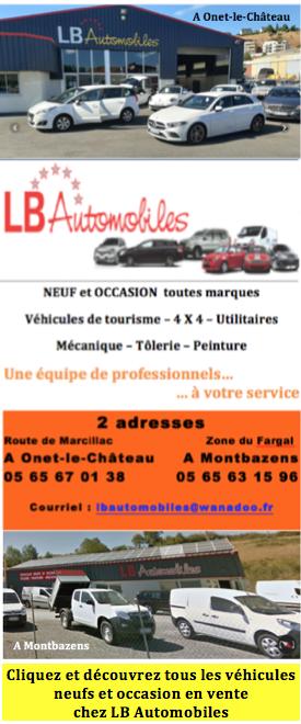 PublicitéLBAutomobiles-PavéLatéral