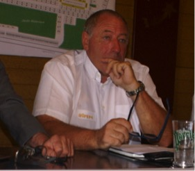 Francis Sabatier s'exprime à propos du 1er Festival International de Millau