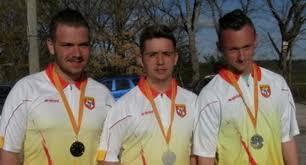 Championnat de France triplettes juniors, cadets et minimes ce week-end à Caen (Calvados)