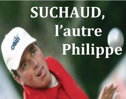 Un nouveau press-book consacré à Monsieur Suchaud, l'autre Philippe